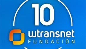 Die Stiftung Wtransnet, ein Jahrzehnt dem Sektor gewidmet