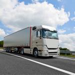 camión tráfico internacional