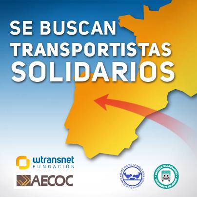 Banco de alimentos y transporte solidario