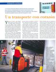 """""""Un transporte con corazón"""" – un reportaje de """"En la carretera"""""""