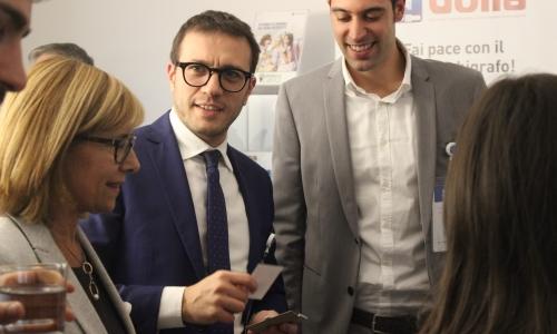 Nicolò Calabrese - Sales Manager di Wtransnet Italia