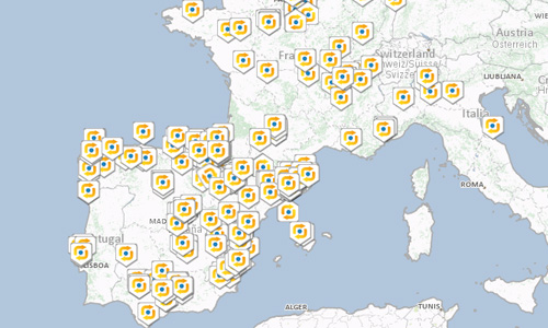 Bolsadealmacenaje.com melhora a sua procura por mapa