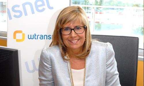 Entrevista a Anna Esteve, sócia fundadora da Wtransnet